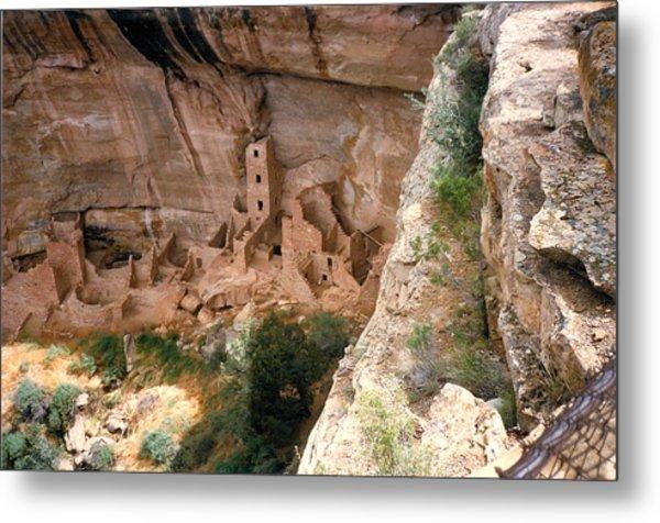Mesa Verde One Metal Print