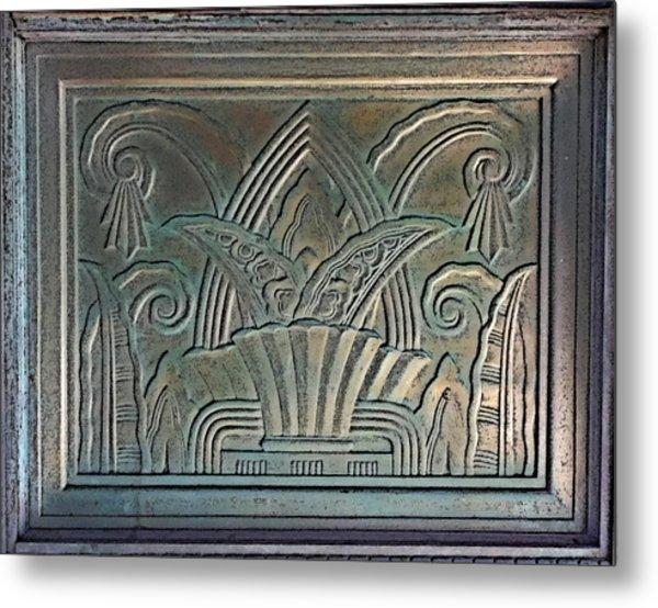 Metal Art Deco Relief Digital Art by Geoff Strehlow