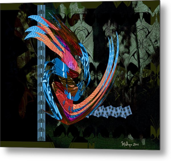Midnight In The Garden Of Good And Evil Metal Print
