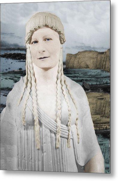 Mona Lisa  Metal Print