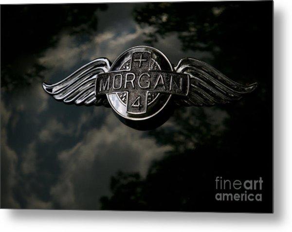 Morgan Metal Print
