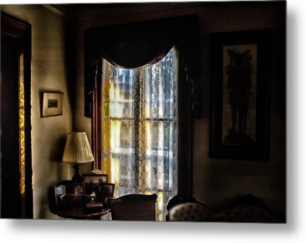 Morning Light Metal Print by Ross Powell