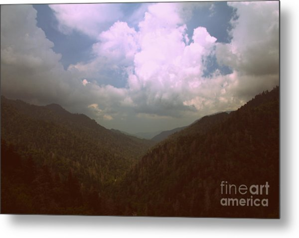 Morton Overlook Tennessee Metal Print