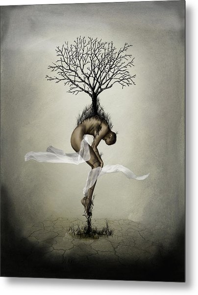 Mother Earth Metal Print