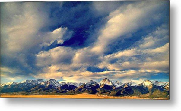 Mountain Wonder.. Metal Print by Al  Swasey