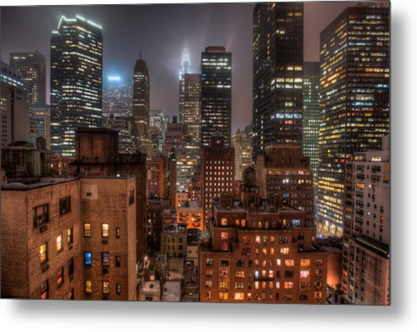 Murray Hill Metal Print