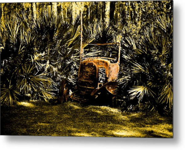 My Car Metal Print