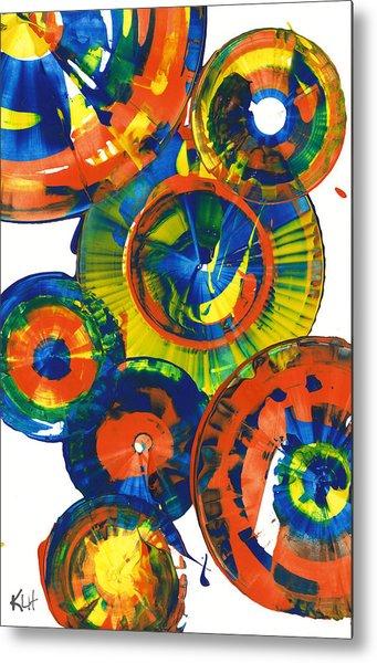 My Magical Spheres    859.121811 Metal Print