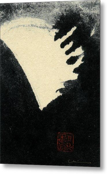 Namu - Hail Metal Print by Chisho Maas