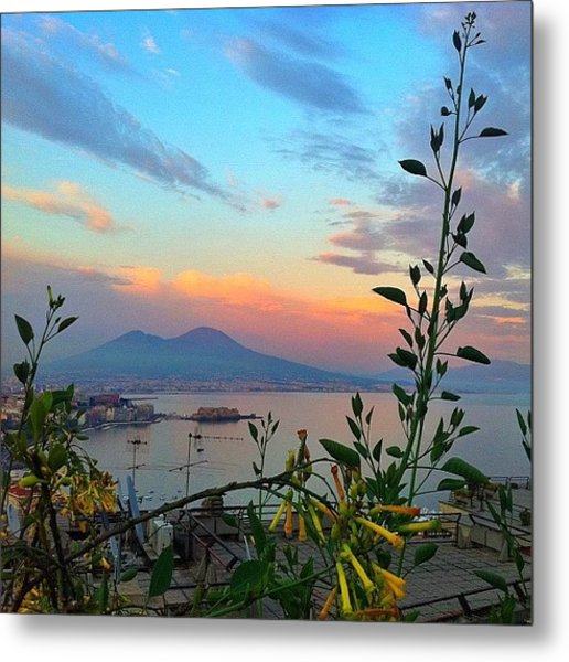 Napoli ....stunning Metal Print