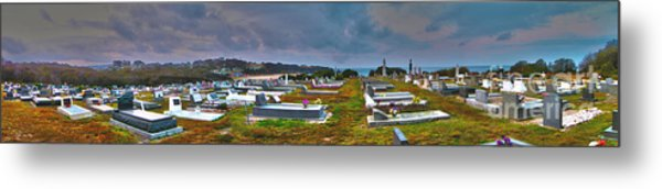 Narooma Cemetery Metal Print by Joanne Kocwin