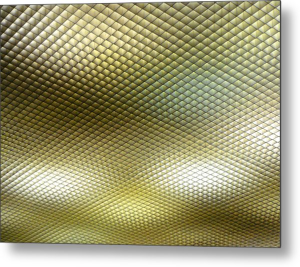 National Ceiling Metal Print