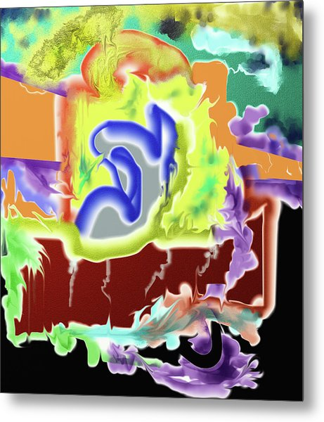 New Birth  Metal Print