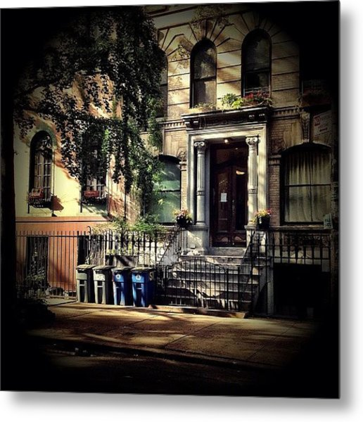 New York City - East Village Metal Print