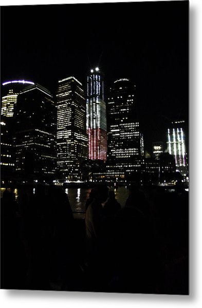 New York City Freedom Tower Metal Print