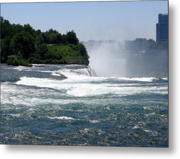 Niagara Falls State Park Metal Print