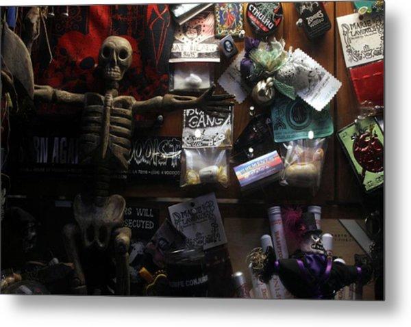 No Corner Store Metal Print by Rdr Creative