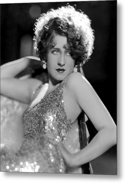 Norma Shearer, 1931 Metal Print by Everett
