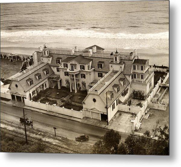 Marion Davies Beach House Tours: Ocean House, Marion Davies Landmark Photograph By Everett