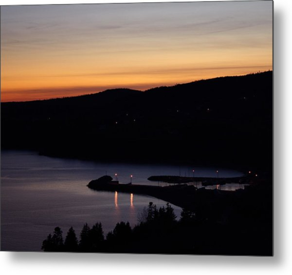 October Summers 615 Metal Print