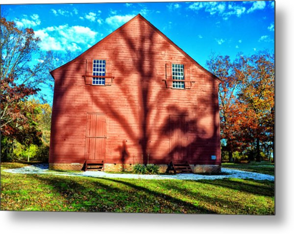 Old Christ Church Metal Print by Kelly Reber