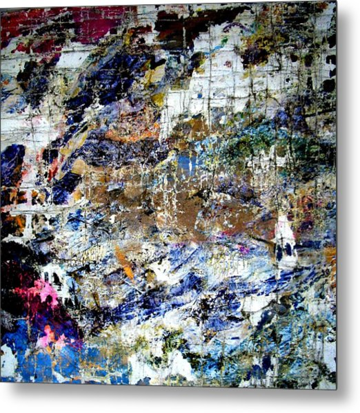 Old Is New 07 Metal Print by Aquira Kusume