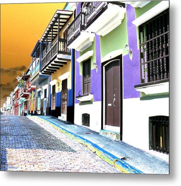 Old San Juan 9 Metal Print