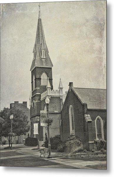 Old Town Church Metal Print