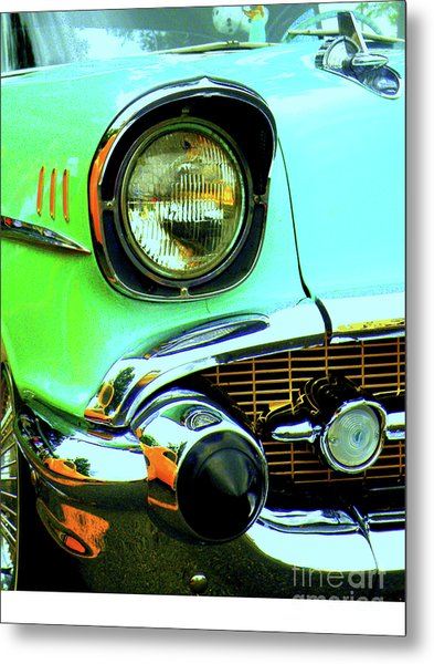 One Eyed Monster Metal Print