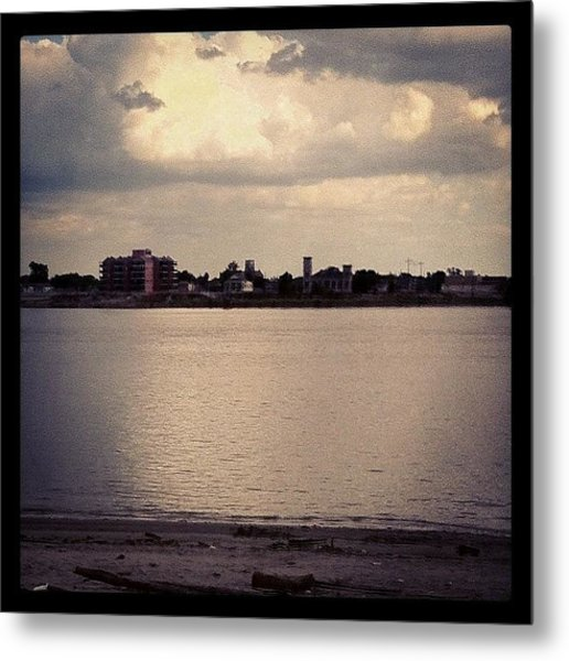 One Mississippi... Two Mississippi Metal Print