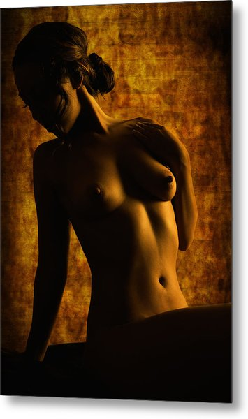 Only One Metal Print by Naman Imagery