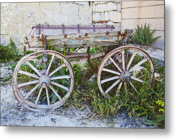Only One Previous Owner Metal Print by Kantilal Patel