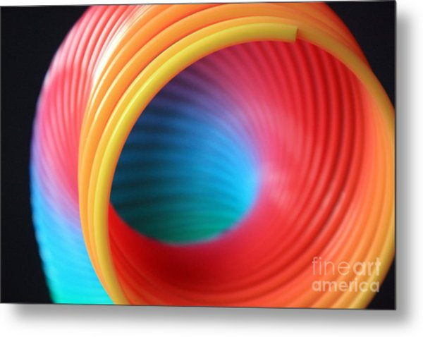 Open Wide Metal Print by Tracy Reese