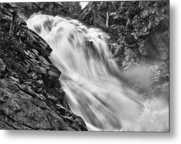 Osterbro Falls Metal Print by A A