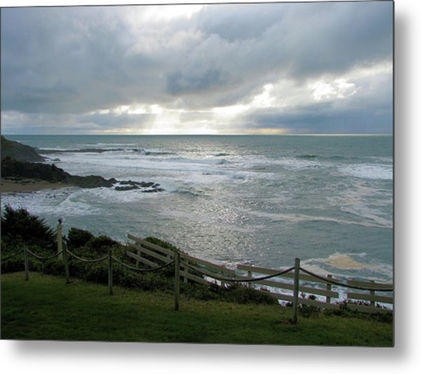 Pacific Twilight Metal Print