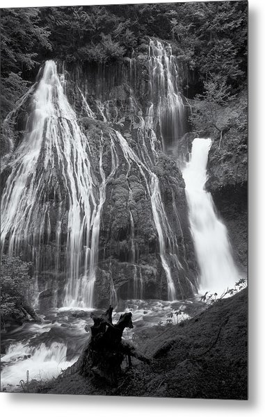 Panther Creek Falls 2 Metal Print