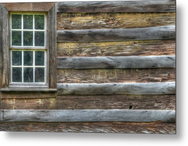 Patriot Metal Print by Mary Anne Baker