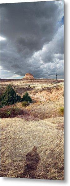 Pawnee Grasslands Metal Print by Ric Soulen