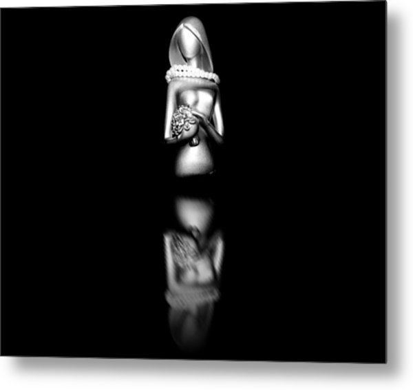 Pearls Of Love Metal Print