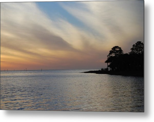 Perfect Florida Finish Metal Print