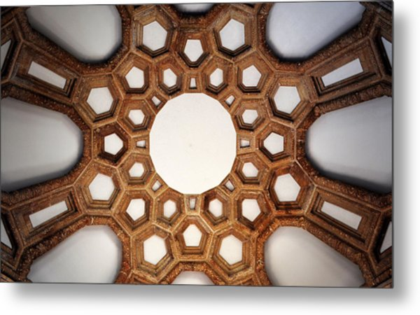 Perfect Symmetry Metal Print