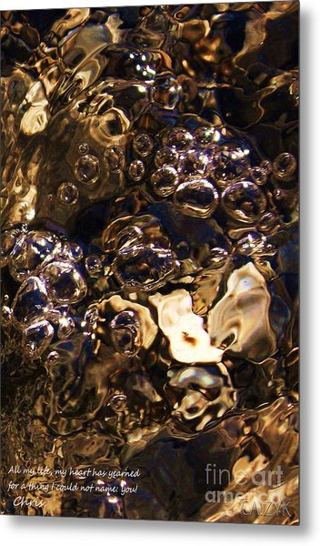 Perso Stower Metal Print