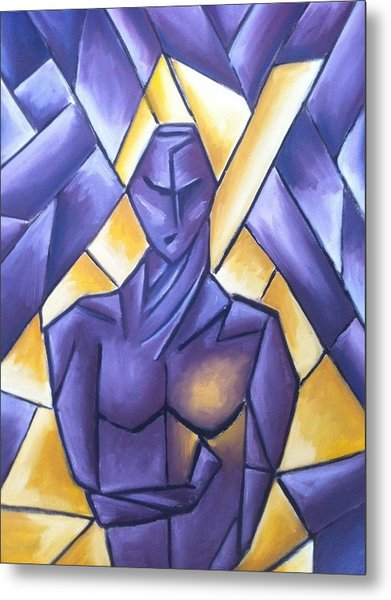Personal Picasso Metal Print
