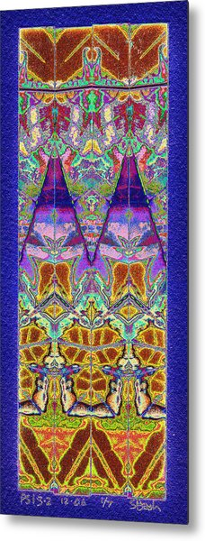 Photosynthesis  A New View I Metal Print