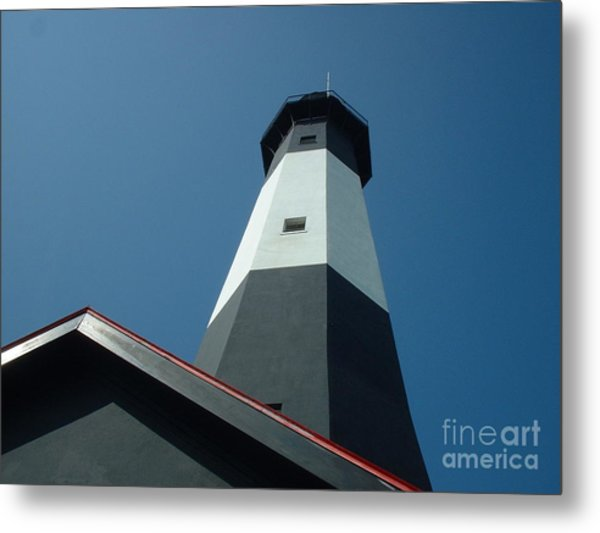 Pierce The Sky Metal Print