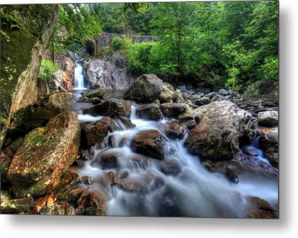 Pigeon River Metal Print by Doug McPherson