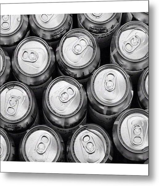 Pop, Soda, Coke, Or Whatever You Call Metal Print