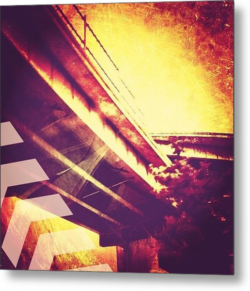 Portland #iphoneonly #iphone Metal Print