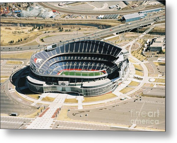 Pregame Metal Print by Christopher Griffin