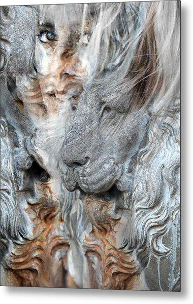 Psyche Metal Print
